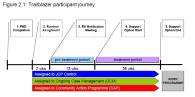 cap evaluation-process
